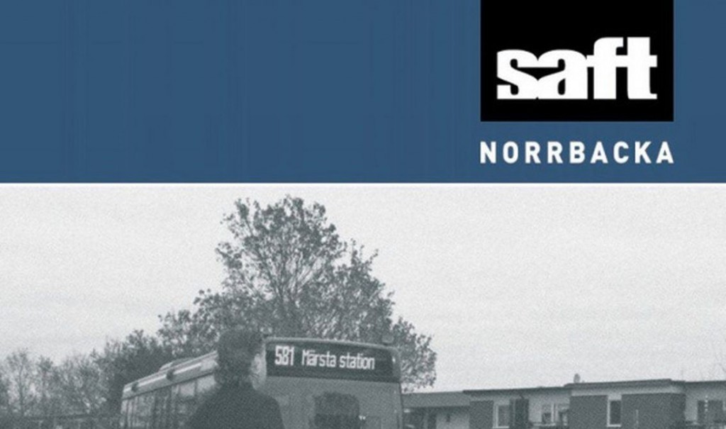 Swedish synthpop act Saft returns after 15 years of silence with 3rd album,'Norrbacka'