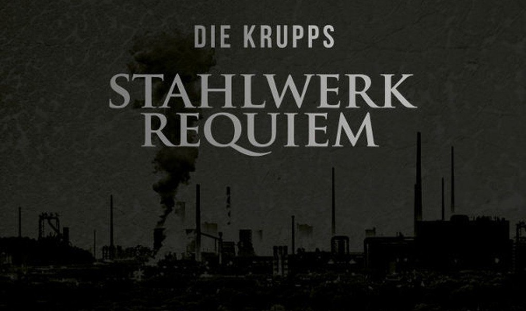 Die Krupps re-records 1981 debut album'Stahlwerksinfonie' for vinyl (incl. CD) release