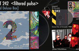 Front 242 reissues 'Pulse' + 'Still & Raw' in remastered versioning several formats including boxset with loads of extras (incl. live recording 1989!)
