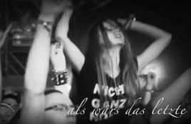 OOMPH! release 'Als wärs das letzte Mal' live video