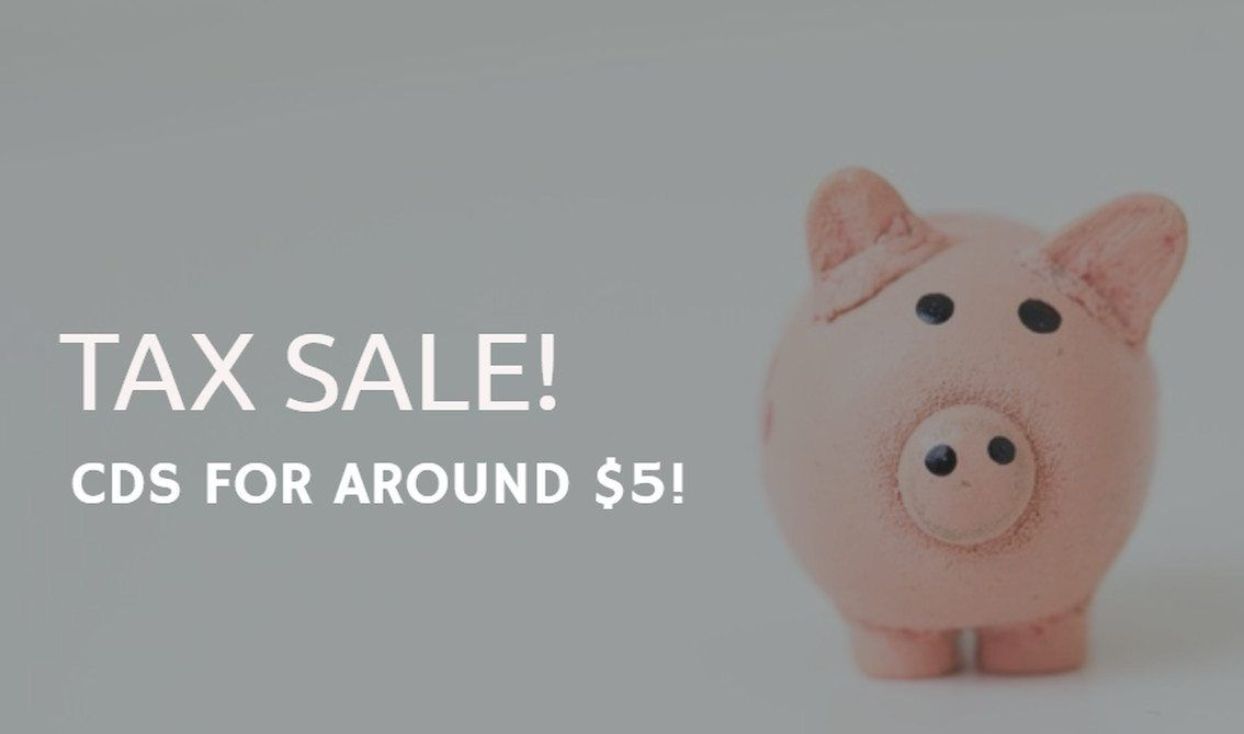 Tax Sale at Storming The Base - here's the link!