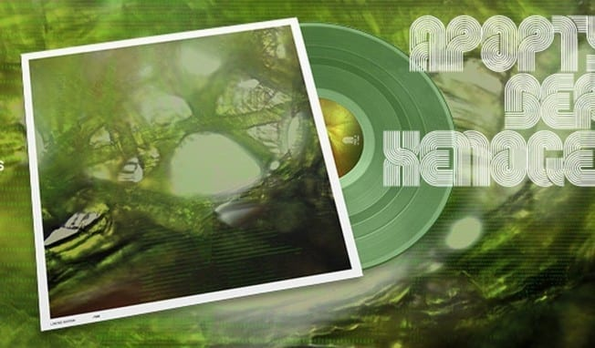 Apoptygma Berzerk sees 3rd experimental electronic instrumental EP released: 'Xenogenesis'
