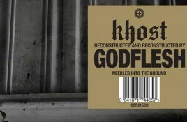 Khost / Godflesh unite for 'Needles in the ground' - out on vinyl and CD