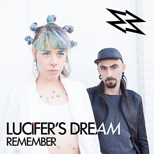 Lucifer's Dream - Remember EP - cover