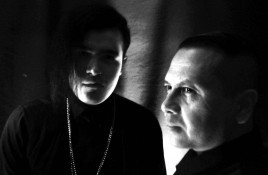 Resistors presenting new 'Dunkelheit' album at Indica Fest with Peter Murphy (Bauhaus)