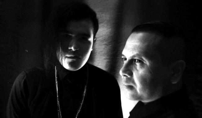 Resistors presenting new 'Dunkelheit' album at Indica Fest with Peter Murphy (Bauhaus)