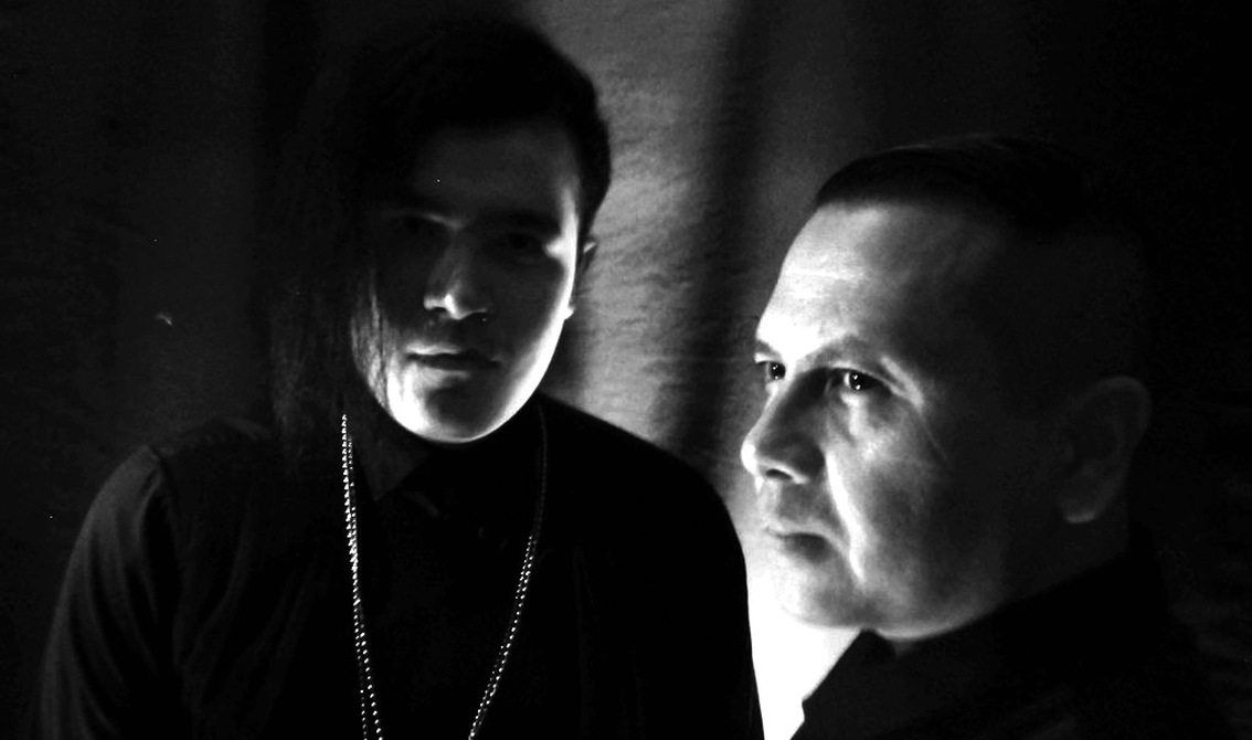 Resistors presenting new'Dunkelheit' album at Indica Fest with Peter Murphy (Bauhaus)