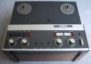 Revox A77