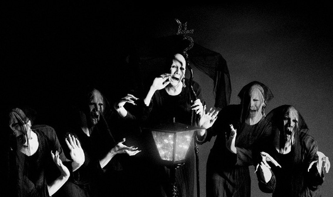 """Sopor Aeternus & the Ensemble of Shadows's """"Dead Lovers' Sarabande"""" (Face One + Face Two) re-released as a VERY limited 2x 2LP vinyl set - get your copy now"""