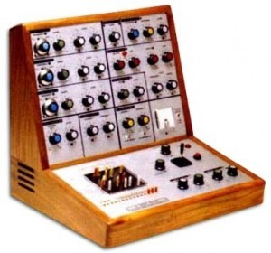 VCS3 synthesiser