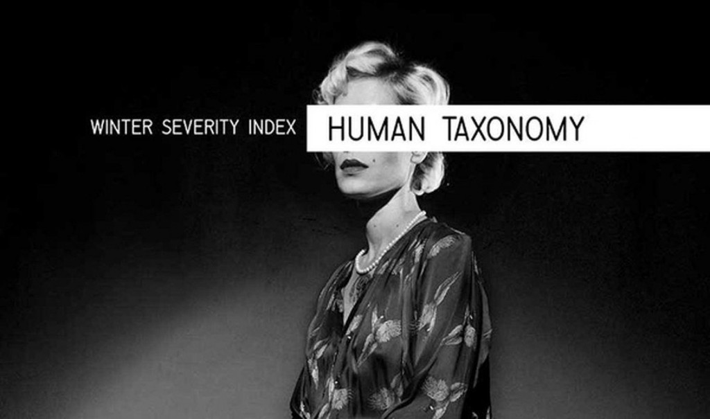 New wave electro act Winter Severity Index to return with 2nd album,'Human Taxonomy', out on vinyl and CD - listen to 2 tracks already
