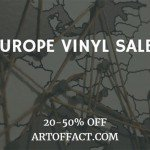 Final days for ArtOfFact vinyl sales action - here's the link!