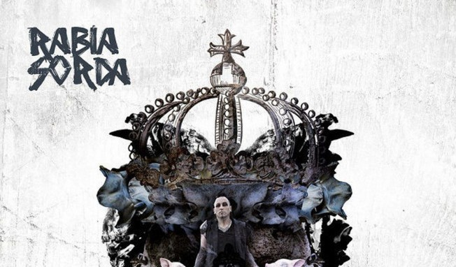 Rabia Sorda returns with brand new EP: 'King of the wasteland' - 999 copies only - get yours here