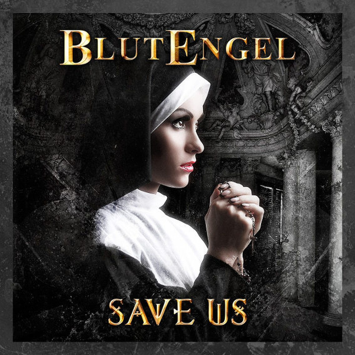 Blutengel forced to rename'Open' album to'Save Us' due to legal dispute