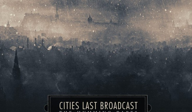 Cities Last Broadcast joins the Cryo Chamber family and releases 2nd album - listen to 2 tracks already