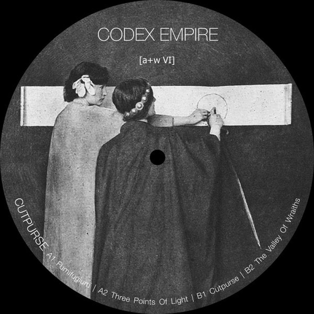 The techno EBM act Codex Empire returns with a second vinyl EP in a ltd edition - available now