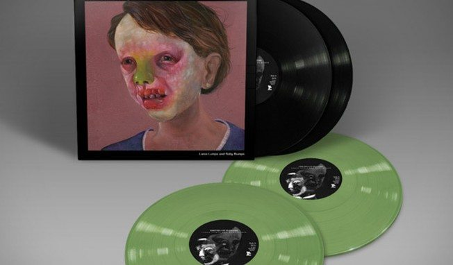 Controlled Bleeding hits Wall Street Journal with new studio album 'Larva Lumps & Baby Bumps' - order your vinyl copy now