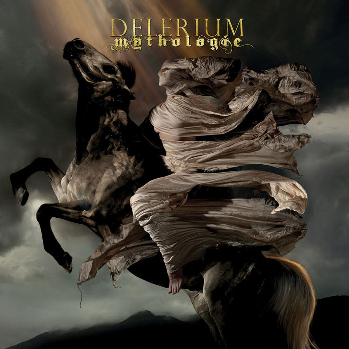 New Delerium album'Mythologie' available now in pre-order on vinyl (and CD) and it's Metropolis Records 1000th release!