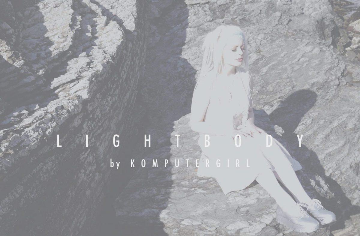 Komputergirl - Lightbody (front)