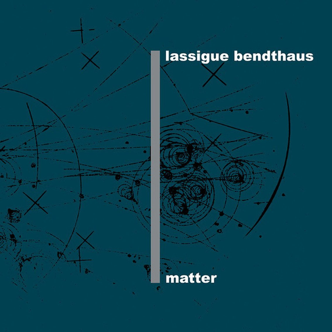 Lassigue Benthaus gets 1991 debut album'Matter' reissued as a 2CD set