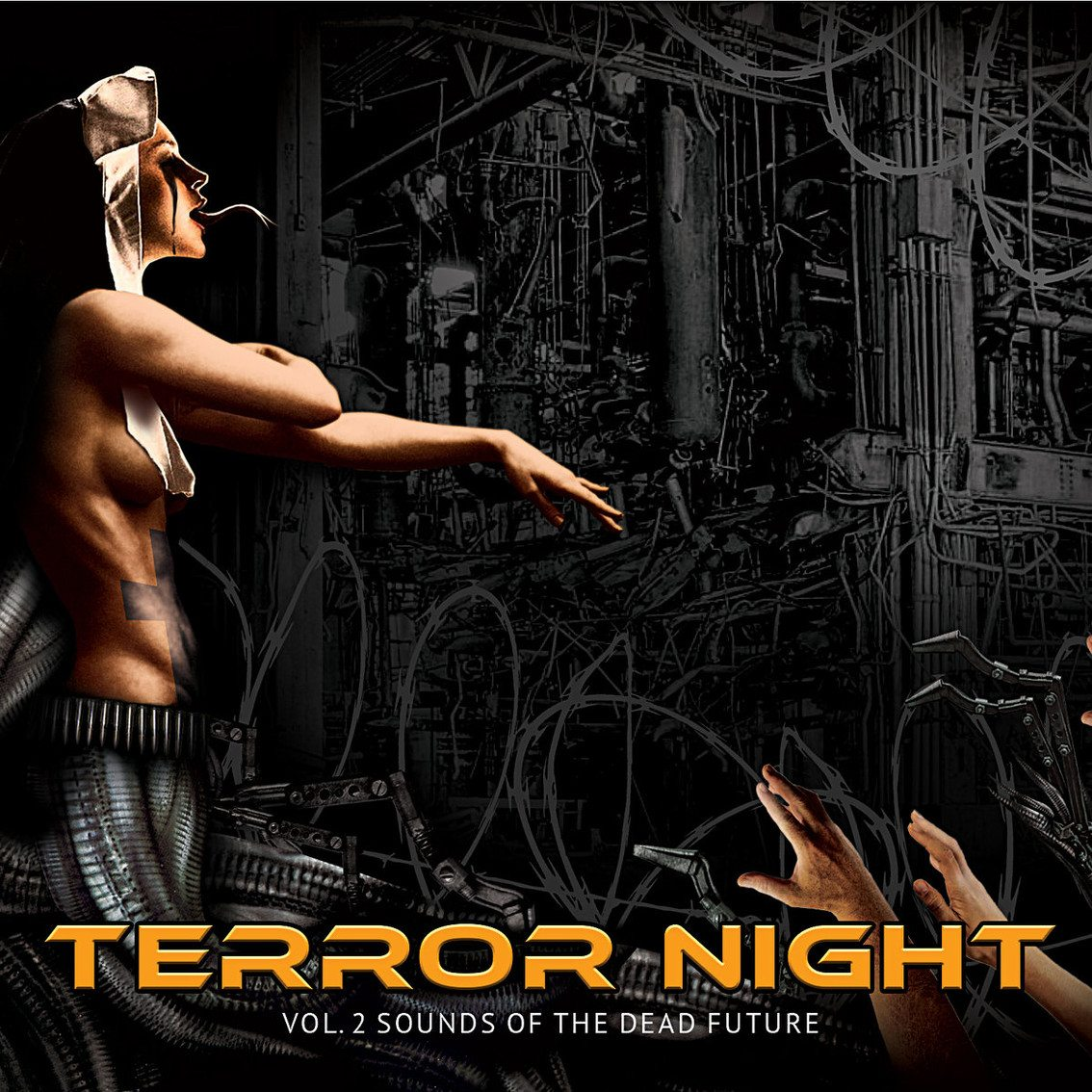 Insane Records to launch 'Terror Night Vol.2 Sound Of Dead Future' compilation holding 100% exclusive tracks