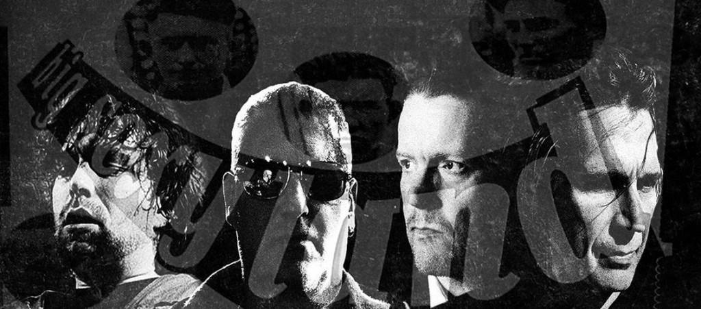 ex-Revolting Cocks members reunite for 6 USA dates as The Cocks
