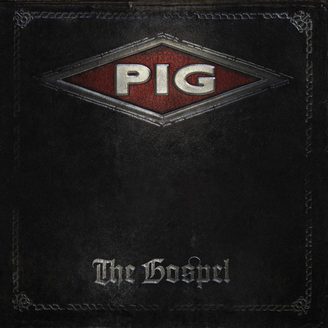 PIG returns!'The Gospel' gets a 2LP vinyl/CD treatment!