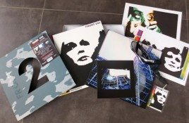Front 242 sees 'Geography' super deluxe boxset released next to other vinyl versions