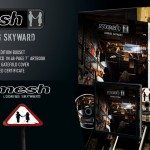 No less than 4 formats available for new Mesh album 'Looking skyward'