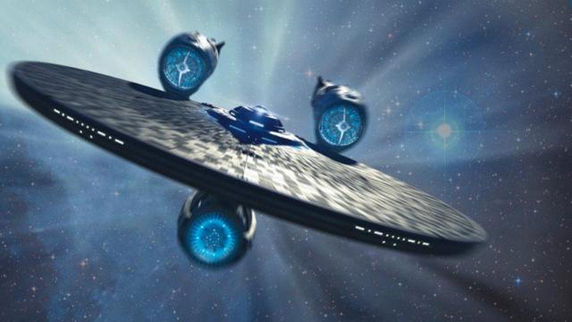'Star Trek Beyond' trailer hits the internet - watch it now