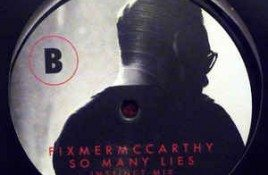 Fixmer/McCarthy – So Many Lies