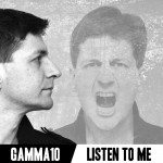 The dark electro outfit Gamma10 finally offers us a new album: 'Listen to me'