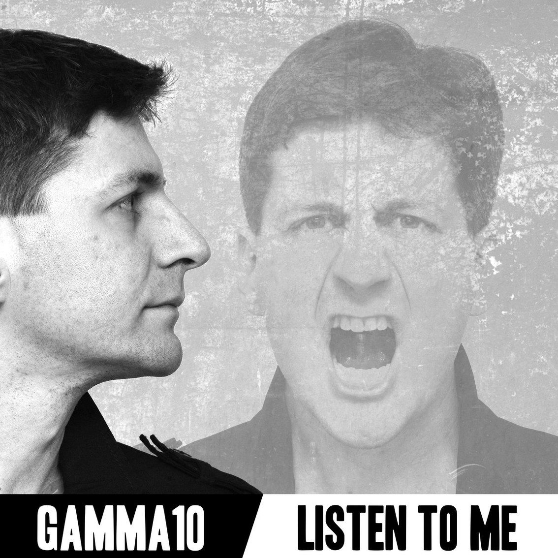 The dark electro outfit Gamma10 finally offers us a new album:'Listen to me'