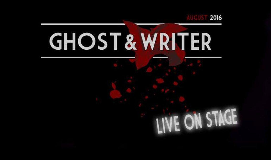 Ghost & Writer go live (finally!)