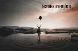 Lacrimas Profundere return with 'Hope is here' on 2LP vinyl (and CD)