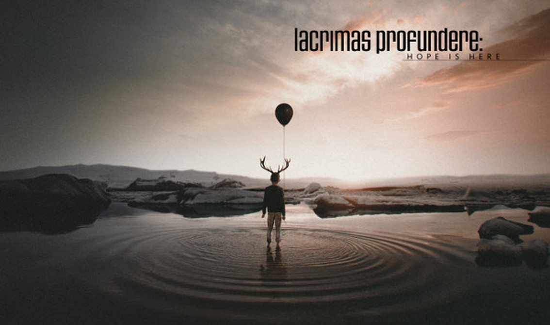 Lacrimas Profundere return with'Hope is here' on 2LP vinyl (and CD)