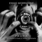 "Ennio Morricone collection compiled on ""Paura"" CD (the first volume) and vinyl (the second volume)"