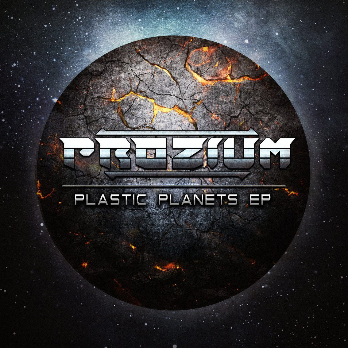 Prozium launches debut single, the electro infested dubstep'Plastic Planets' 7-tracker - listen here