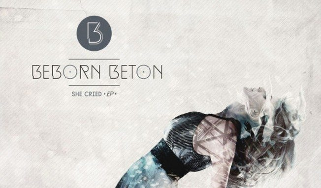 Beborn Beton to release 'She cried' EP as 7-track vinyl and CD