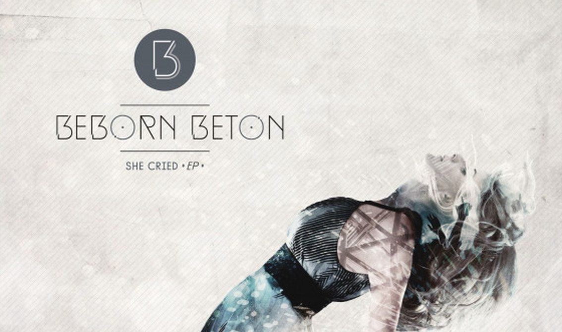 Beborn Beton to release'She cried' EP as 7-track vinyl and CD