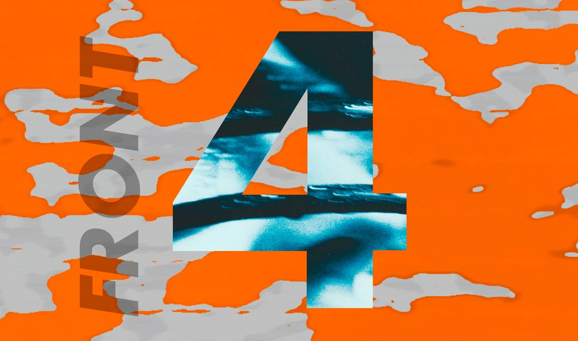 Front 242 announces'No Comment' reissue - full details available now!