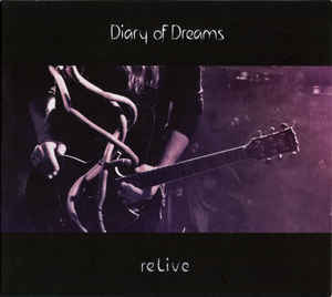 Diary Of Dreams back among the living with'Relive' 2CD set