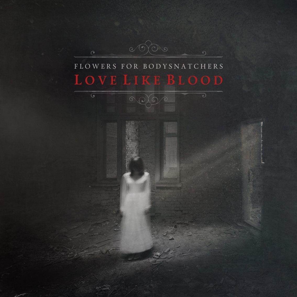 Cryo Chamber releases the Flowers for Bodysnatchers album'Love Like Blood' + offers free shipping on all U.S. orders