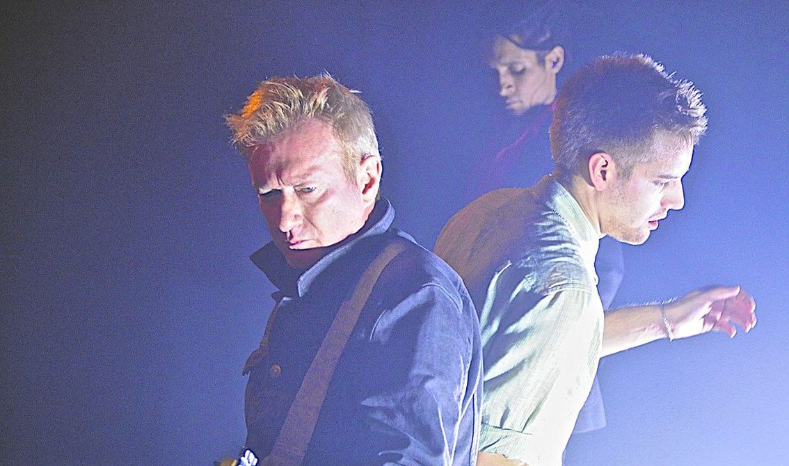 English post-punk group Gang Of Four to release'Live...In The Moment' live album in September - watch/listen to a first preview