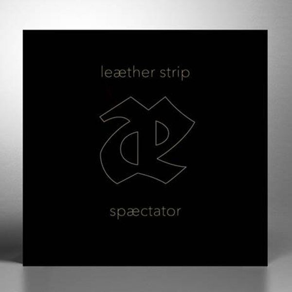 Leaether Strip launches'Spectator' album on 2CD and vinyl - get your orders in now