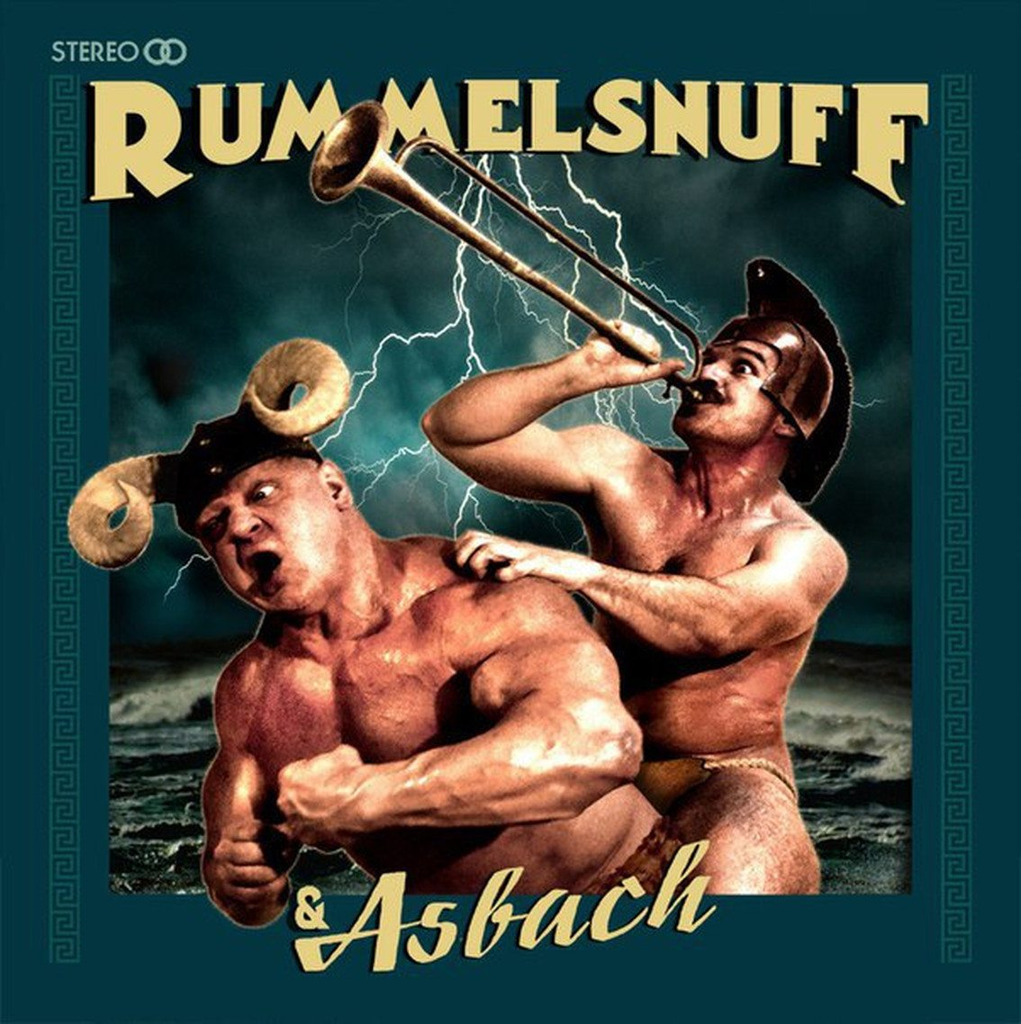 5th album Rummelsnuff,'Rummelsnuff & Asbach', gets a vinyl and 2CD release