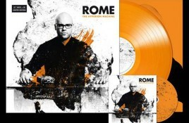 Brand new Rome album 'The Hyperion Machine' issued on a sweet orange vinyl (incl. CD)