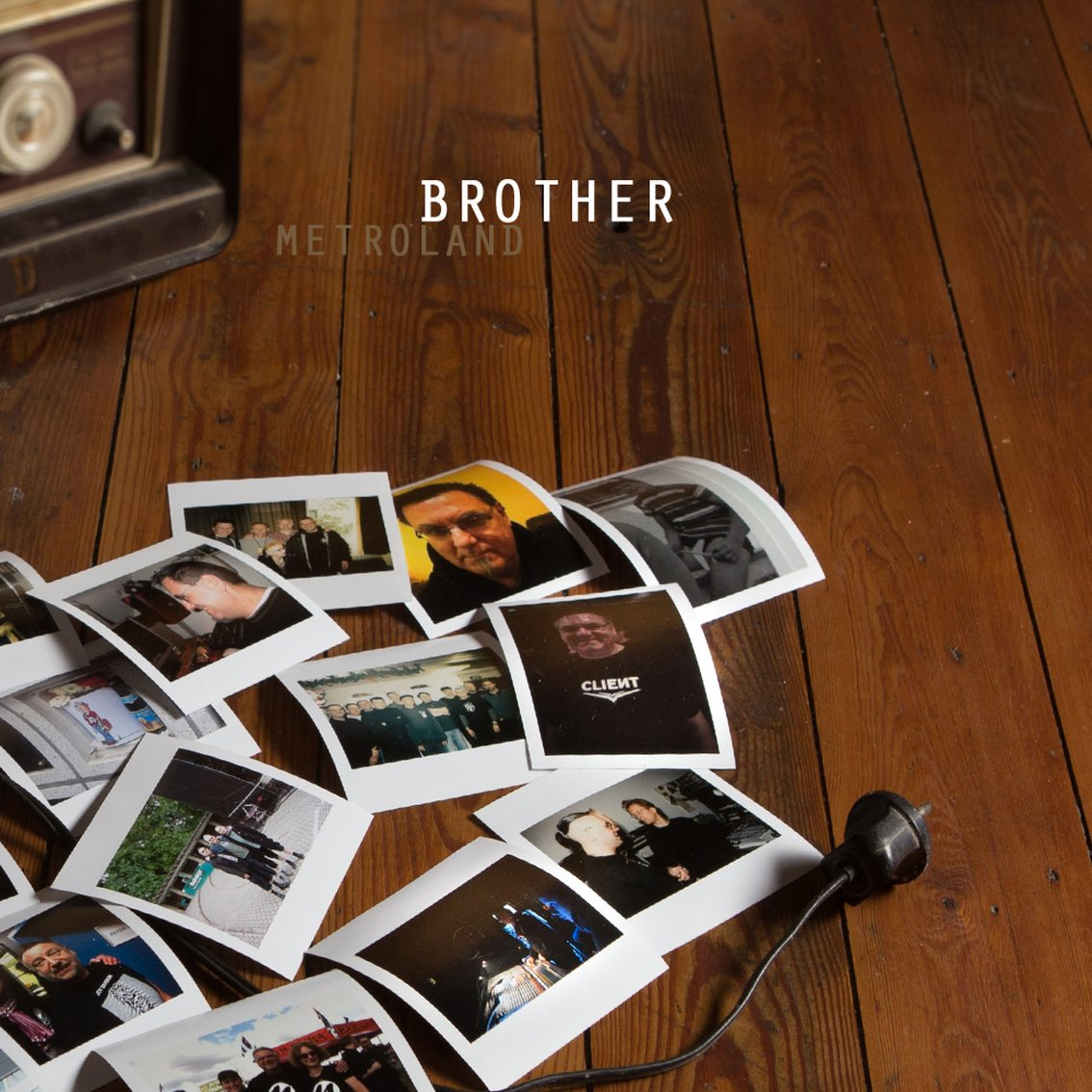 Metroland to officially release'Brother' single tomorrow - 1 year after Louis Zachert passed away