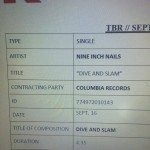 New Nine Inch Nails (promo) single expected in September (if Discog is correct that is)
