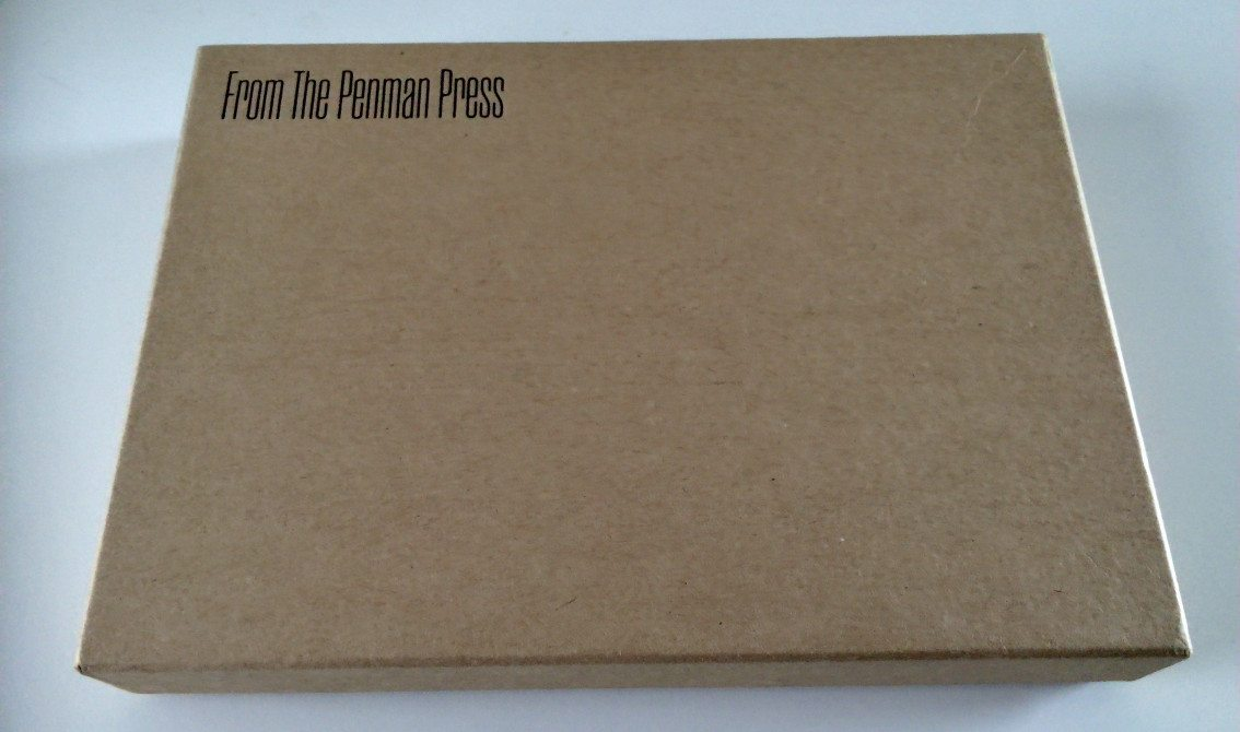 Here's how the Paul Kendall boxset'From The Penman Press' looks like!